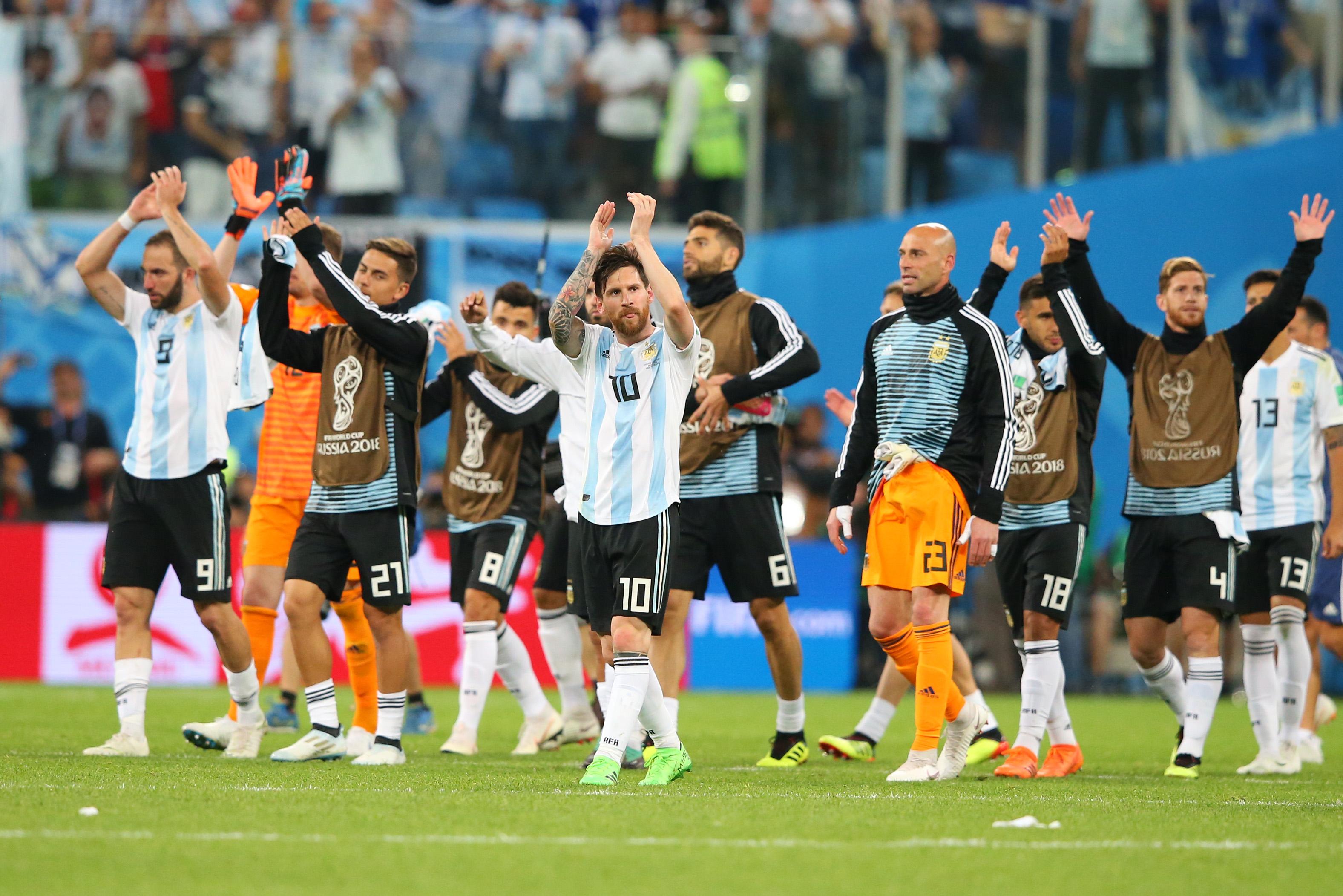 Leo Messi, Mundial 2018, Argentina, Nigeria