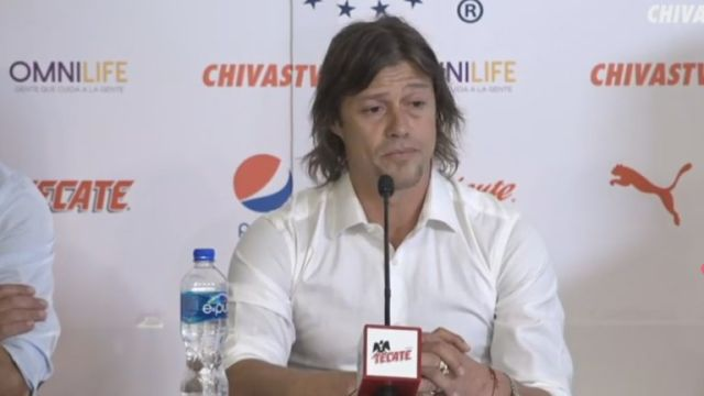 Matías Almeyda Conferencia Prensa Salida Chivas