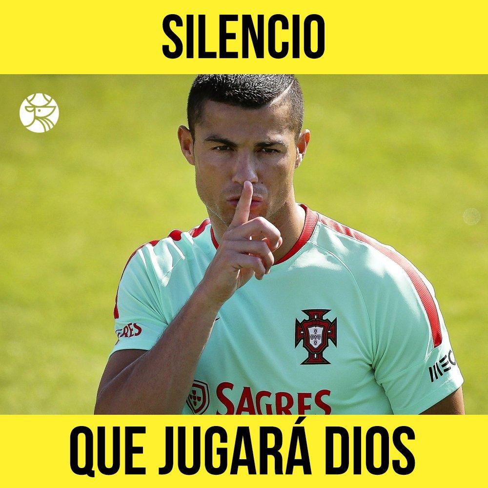 Meme Cristiano Portugal España