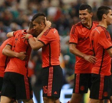 México Selección Mexicana Despedidas Mundiales Estadio Azteca