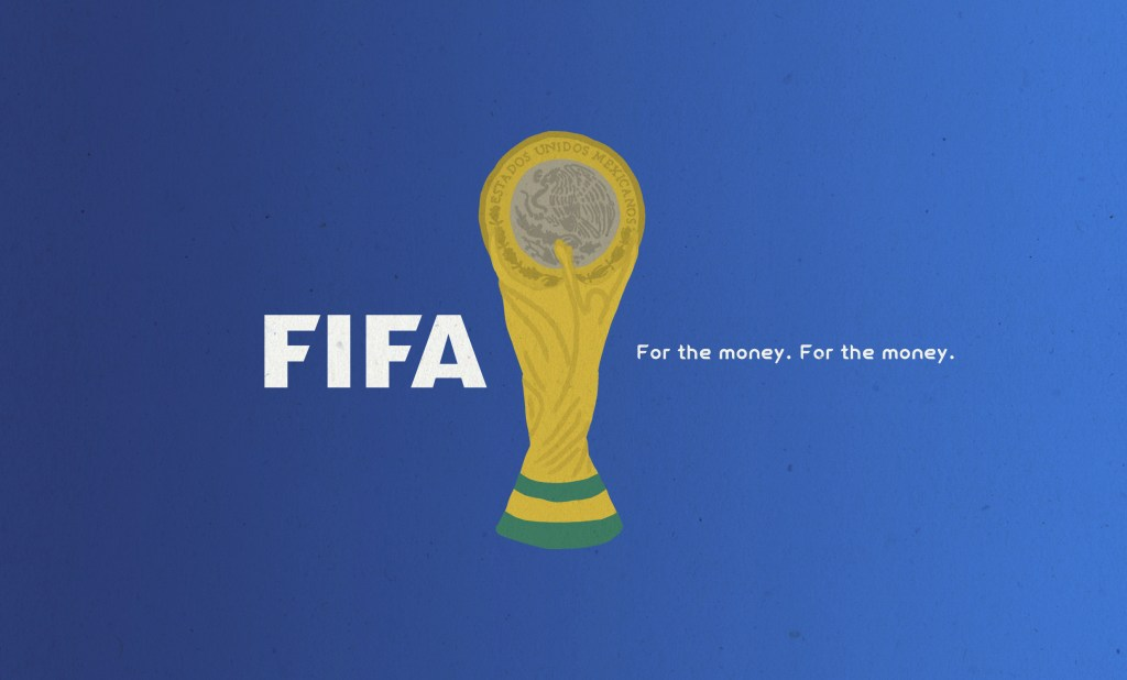 Mundial 2026 México FIFA Paraíso Fiscal Candidaturas