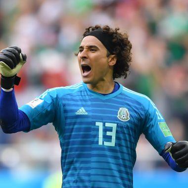 Ajaccio felicita a Guillermo Ochoa por su actuación contra Corea del Sur