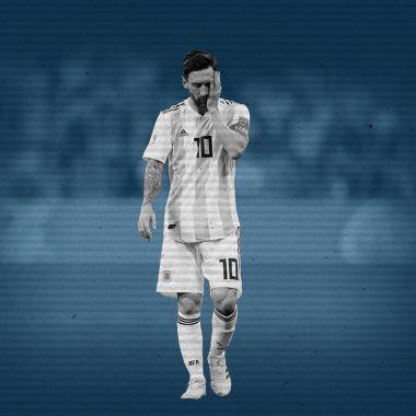 """¿Por qué Messi es un """"pecho frío""""?"""