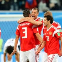 Rusia Egipto Goles Mundial Rusia 2018