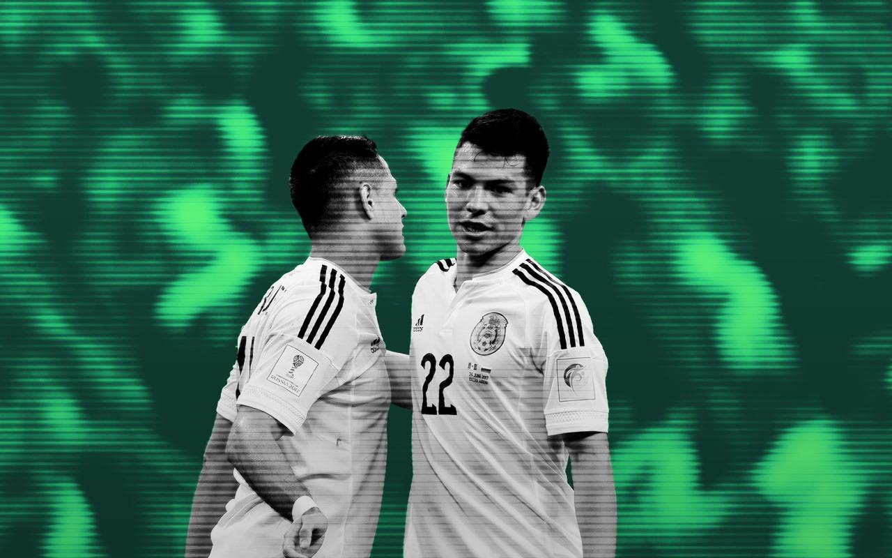 Selección Mexicana, Chicharito, México, Rusia 2018