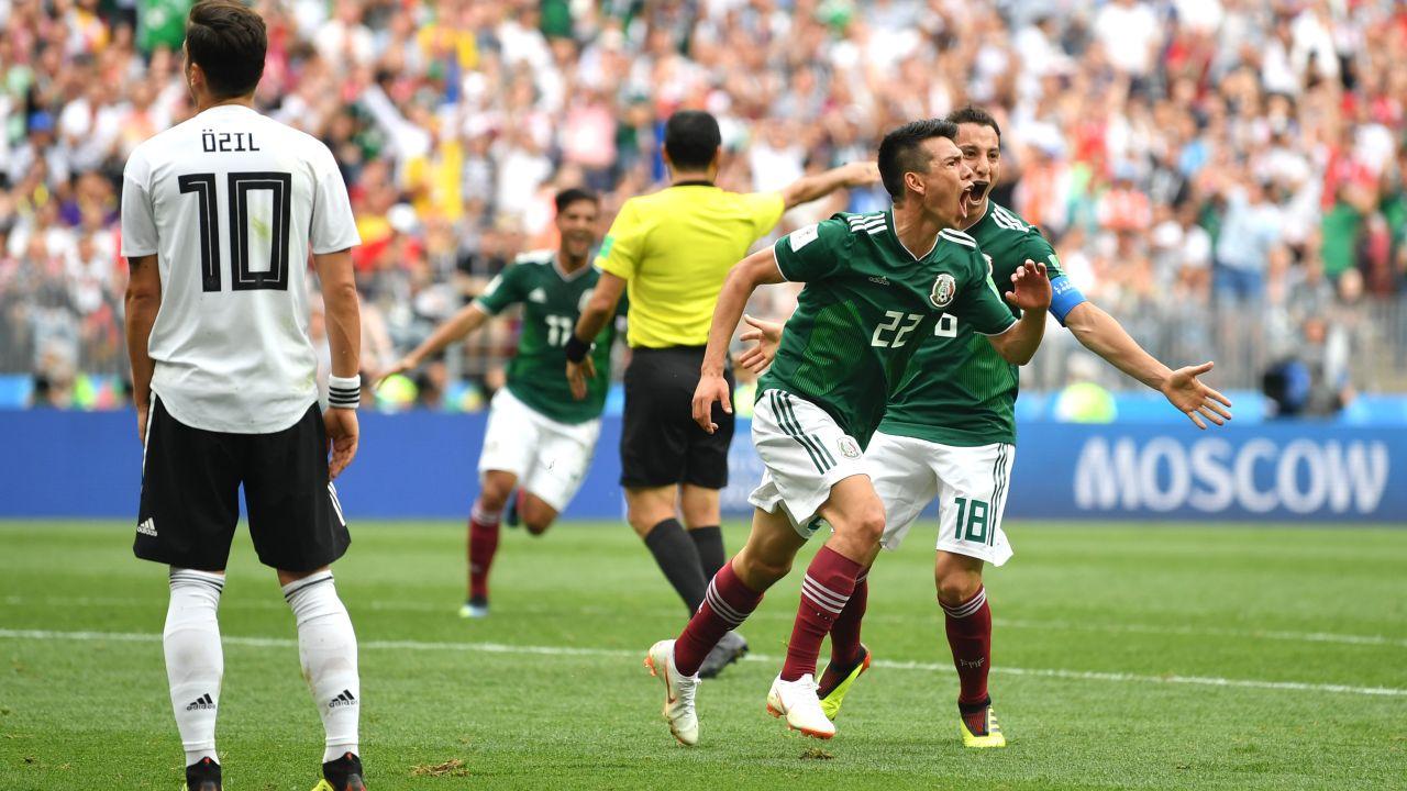 Selección Mexicana Mejores Partidos Mundiales México Alemania