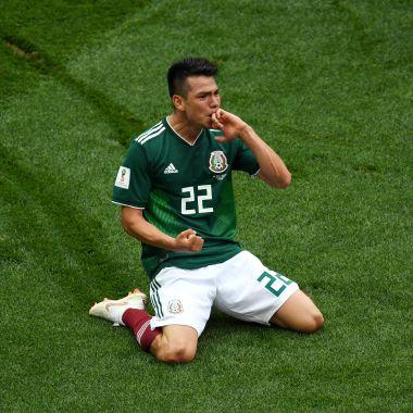Gol México Alemania Chucky Lozano Steve Aoki DJ