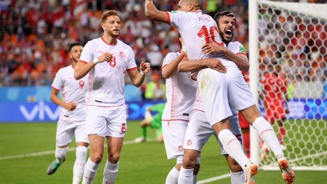 Túnez Panamá Mundial Rusia 2018 Goles