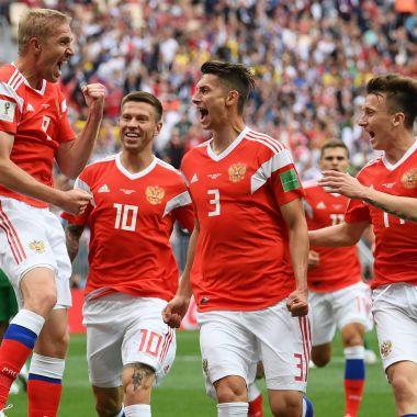 ¿A qué hora juega? Rusia Uruguay Rusia 2018
