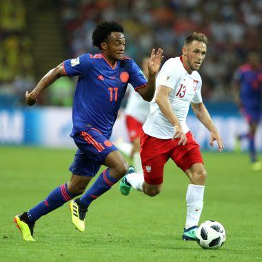VIVO Colombia Polonia Mundial Rusia 2018