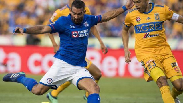 A que hora juega Cruz Azul vs Tigres Jornada 3 Apertura 2018