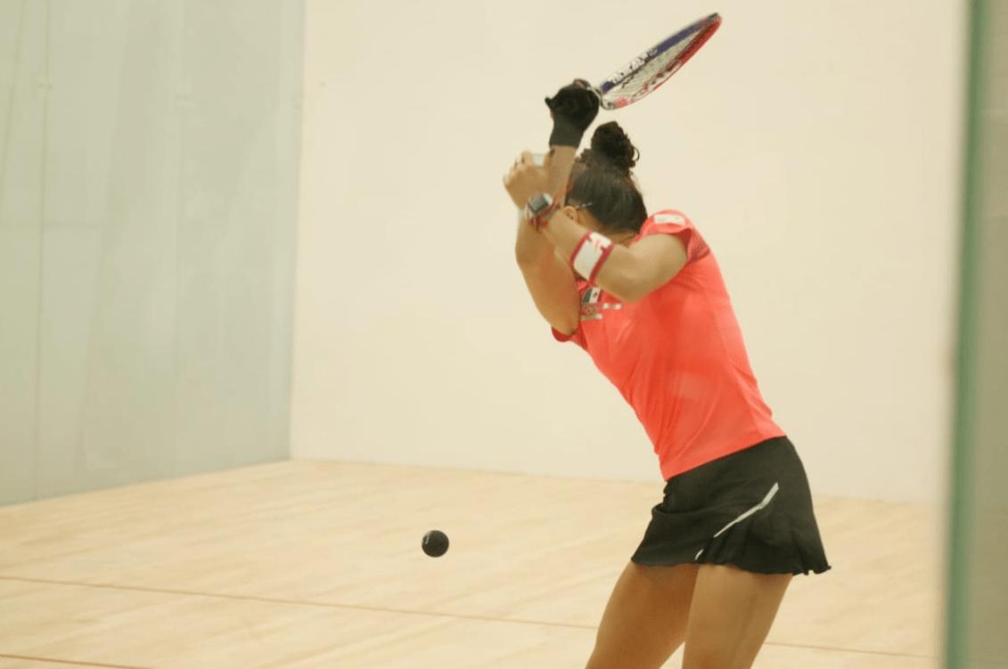 Paola Longoria, Racquetbol, Medallas, México Juegos Centroamericanos