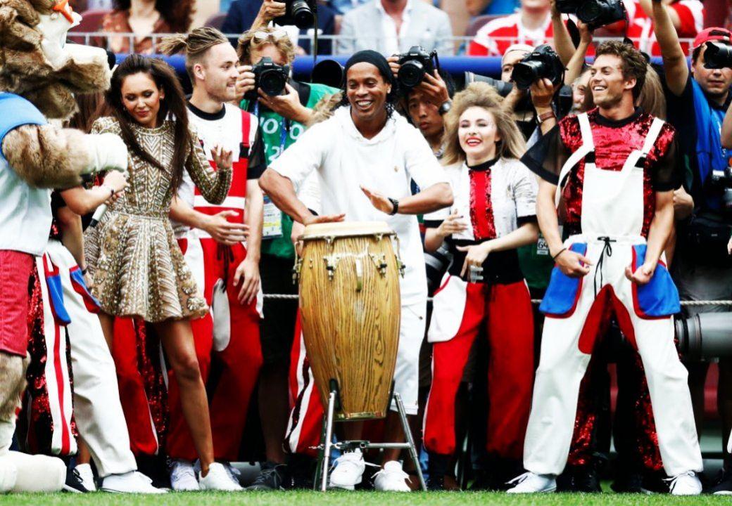 Ceremonia Clausura Rusia 2018 Mundial Fiesta