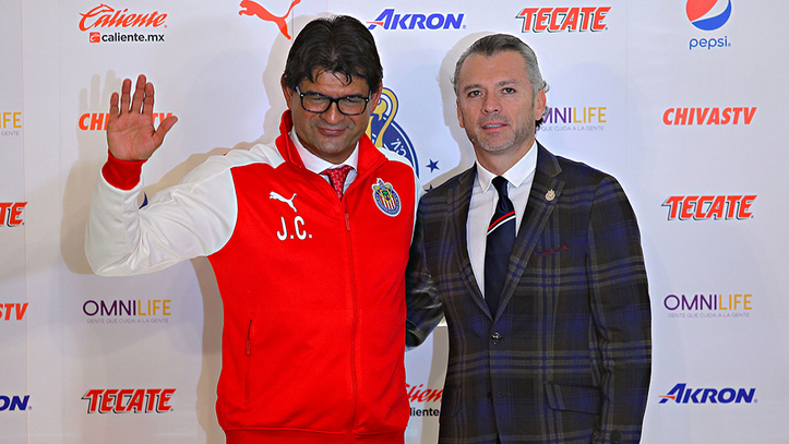 Chivas Torneo Apertura 2018 Liga MX Pleyers