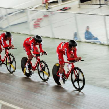 Ciclismo Oro Medalla México En Los Juegos Centroamericanos Pleyers