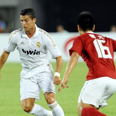 Cristiano Ronaldo China Oferta Contrato Juventus