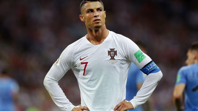 Cristiano Ronaldo Razón Salida Real Madrid Los Pleyers