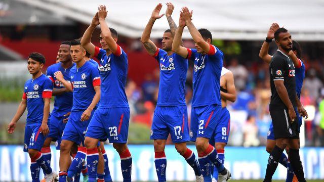 Cruz Azul Puebla Estadio Azteca Resultado Pleyers