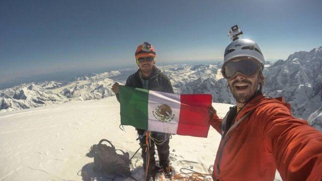 Mexicanos Mueren Escalar Montaña Perú Descenso