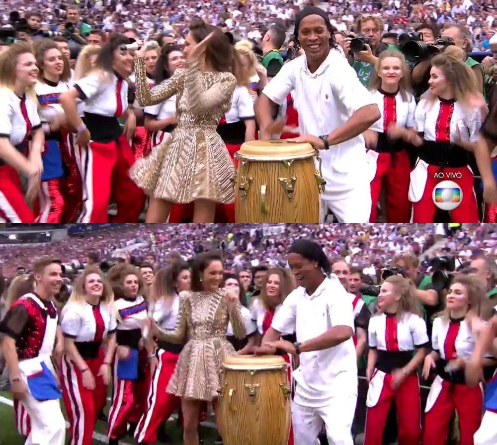 Ronaldinho Clausura Mundial