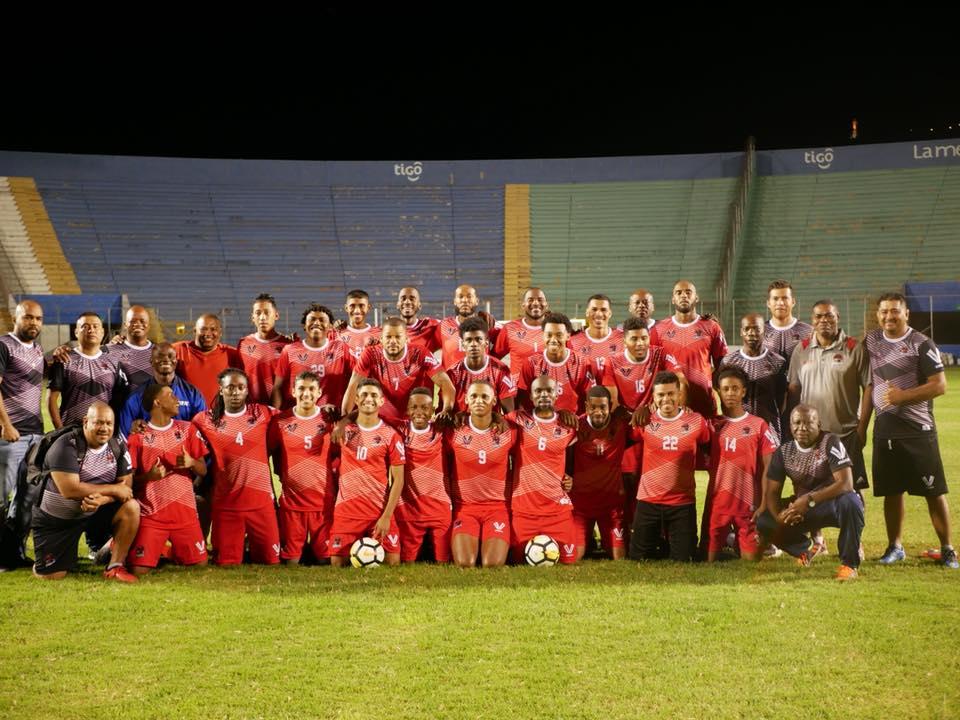 Futbolistas Oaxaqueños Ayudan Equipo Belice Concachampions