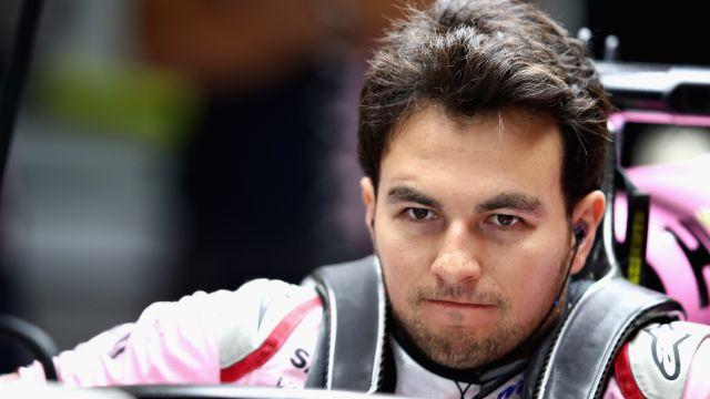 Force India Checo Pérez Rich Energy Fraude Pleyers