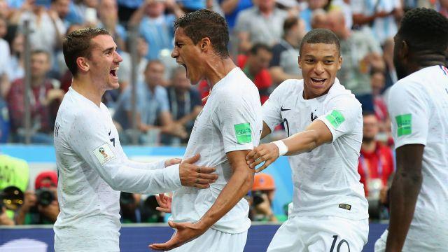 Francia Croacia Hora Final Mundial Los Pleyers