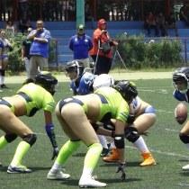 Futbol Americano Mujeres Bikini WFL Profesional Pleyers