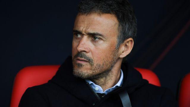 Luis Enrique sería nuevo técnico de España