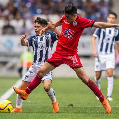 Tigres pide de vuelta a jugador prestado a Lobos BUAP