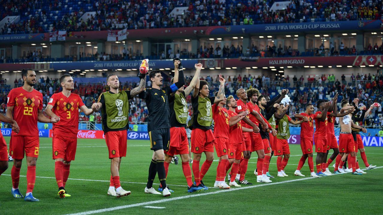 Bélgica Regalara Televisiones Goles Mundial