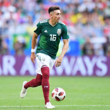 Llega primera oferta formal por Héctor Herrera