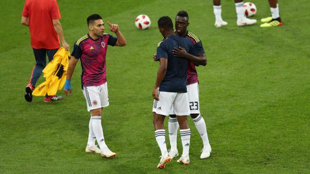 Min x Min Colombia vs Inglaterra