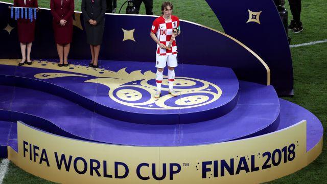 Luka Modric Podría Prisión Mentir Croacia