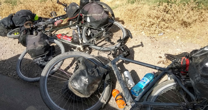 ISIS Ciclistas Asesina Video Los Pleyers