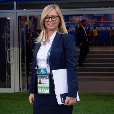 ¿Quién es 'Tía Iva', la mujer que se sienta en la banca de Croacia?