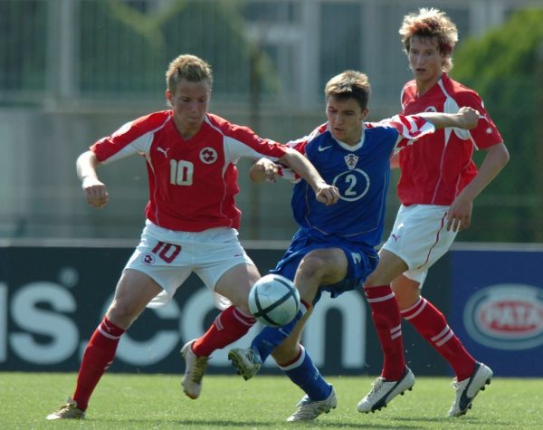 Ivan Rakitic, Croacia, Suiza, MundialIvan Rakitic, Croacia, Suiza, Mundial