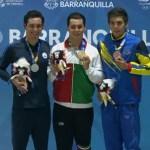 Jacobo Vargas Oro Juegos Centroamericanos Natación Pleyers