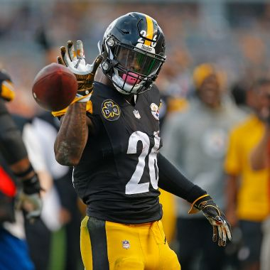 Le'veon Bell, Steelers, Pittsburgh, NFL