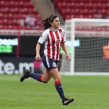 Liga Mx Femenil, Chivas, America, Alondra González