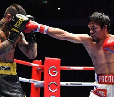 Manny Pacquiao, Lucas Matthysse, Título Mundial Welter, AMB
