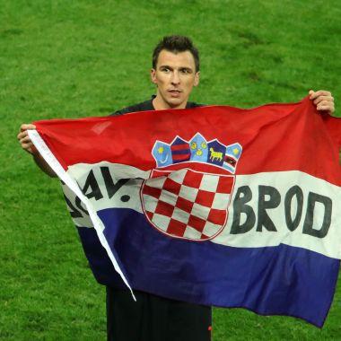 Mario Mandzukic, Croacia, Rusia 2018, Mundial 2018