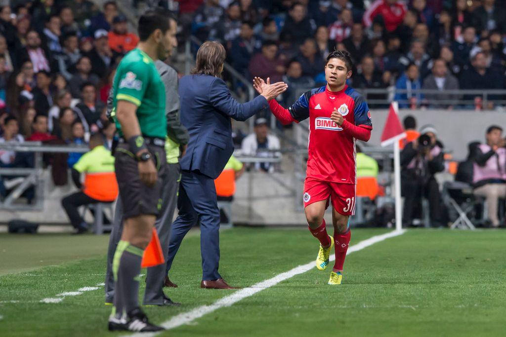 Matías Almeyda, DT, Selección Mexicana, Juan Carlos Osorio