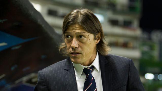 Matías Almeyda, Qatar, Al-Rayyan, Selección Mexicana