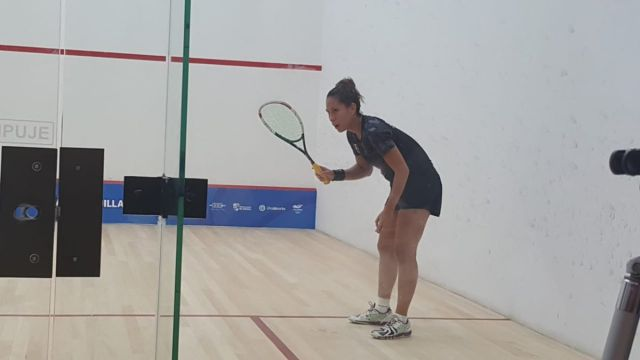 México, Medalla de oro, Squash, Juegos Centroamericanos