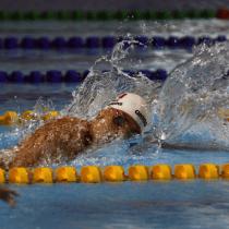 Natación Oro México en los Juegos Centroamericanos Pleyers