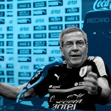Óscar Washington Tabárez: el Maestro del futbol uruguayo