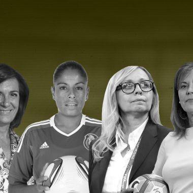 Mujeres directicas selecciones nacionales