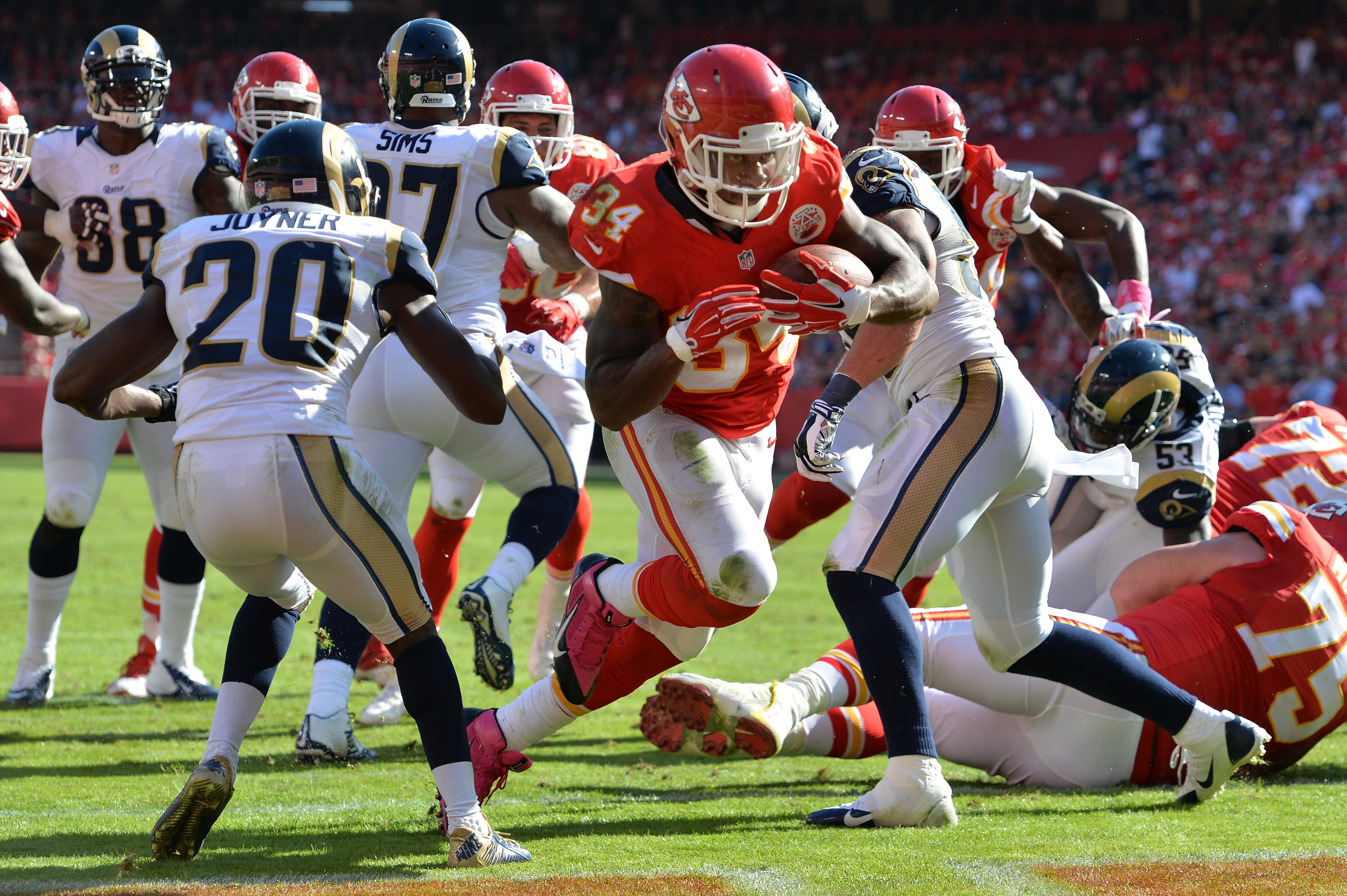 Precio Boletos NFL México Kansas City Chiefs Los Angeles Rams
