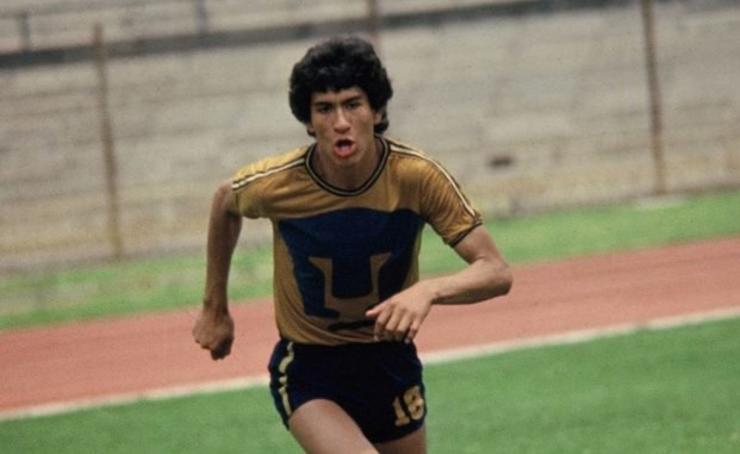 Muere Rafael Amador, ex mundialista y ex jugador de Pumas